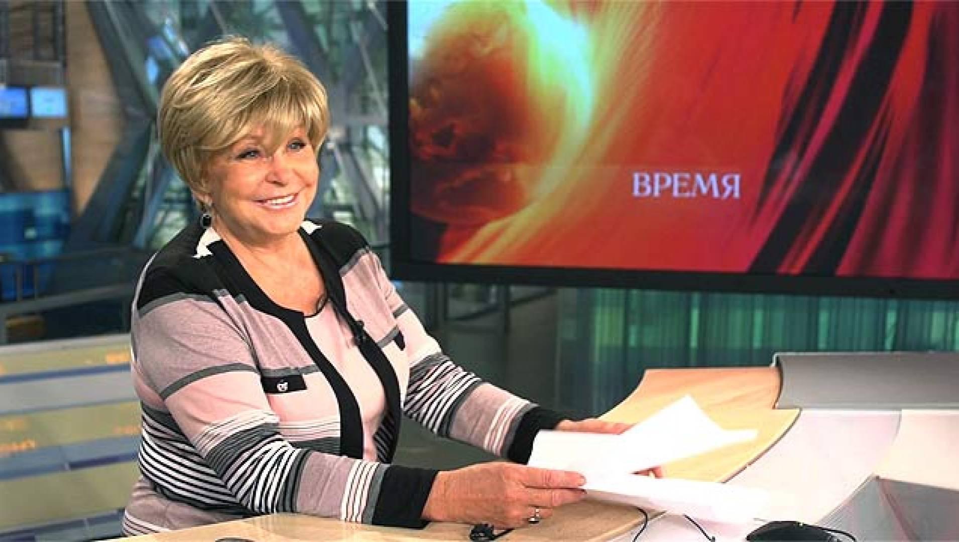 Ангелина Вовк. Женщина, которая ведет - Документальный фильм