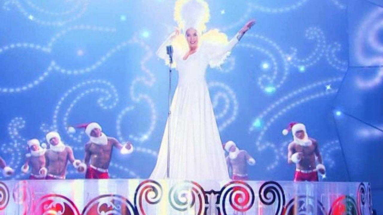 Новогодняя ночь на Первом (2013) - Музыкальная, Развлекательная, Программа