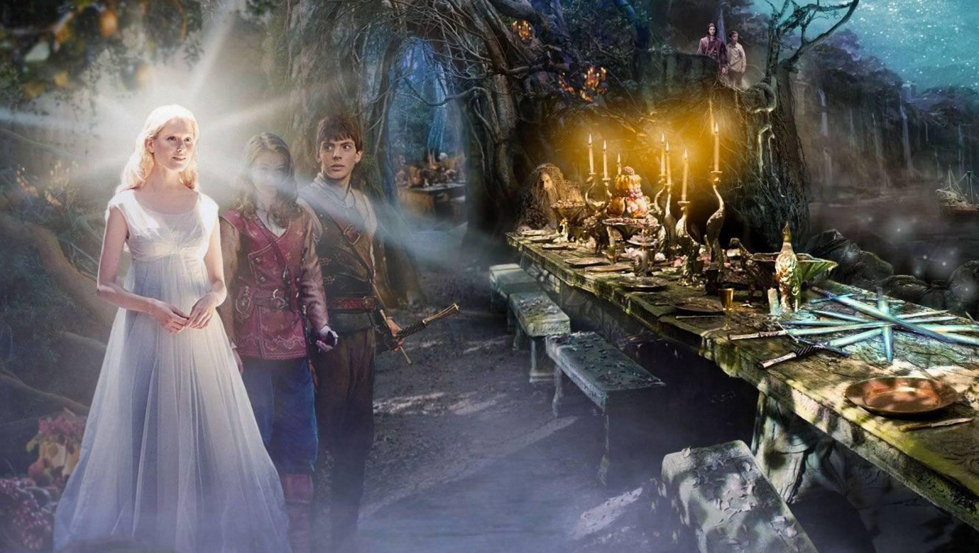 Хроники Нарнии: Покоритель Зари - Фантастика, Приключения, Фильм