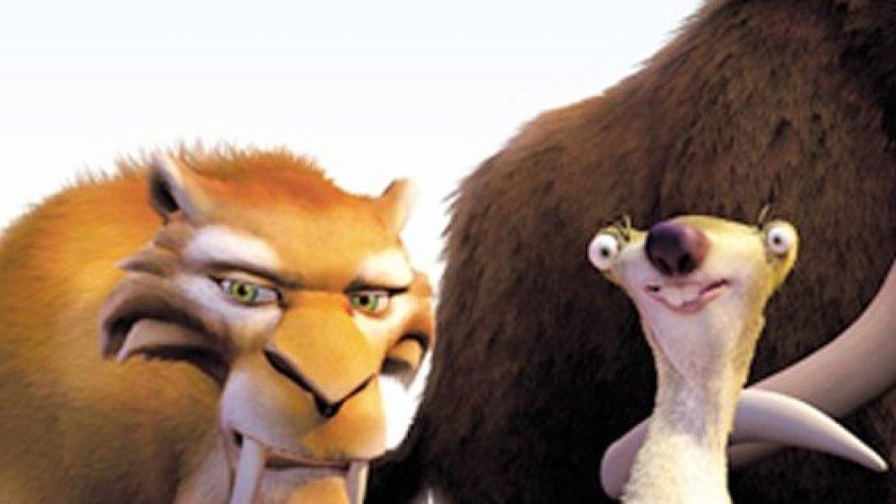 Ледниковый период - Анимационный фильм