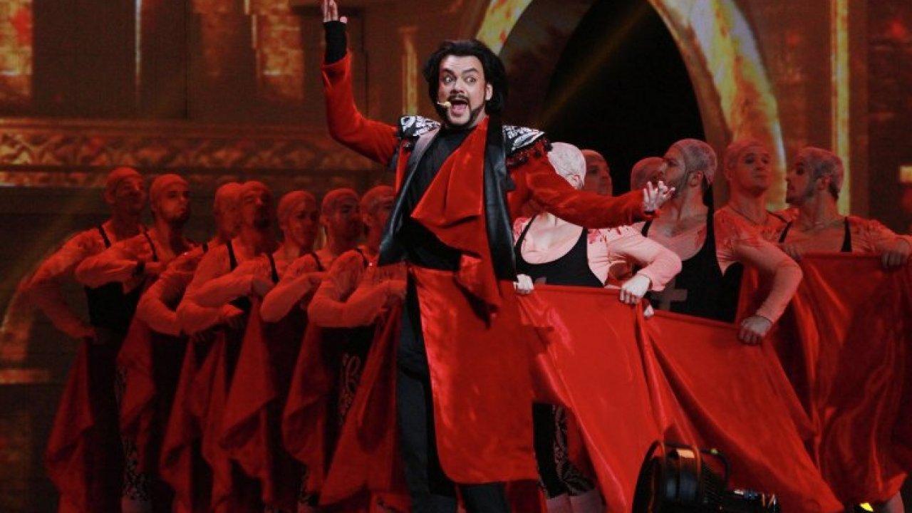 «Рождественские встречи Аллы Пугачевой» (2012) - Музыкальная, Программа