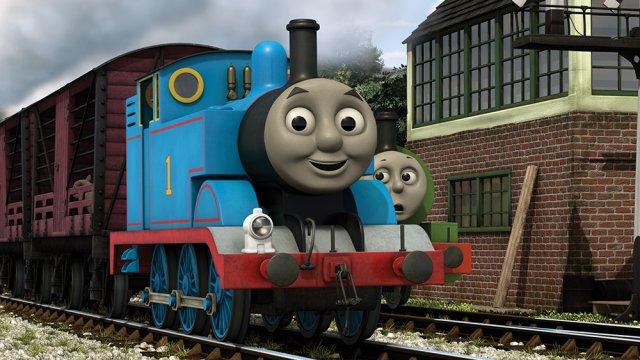 Премьера мультсериала «Томас и его друзья»