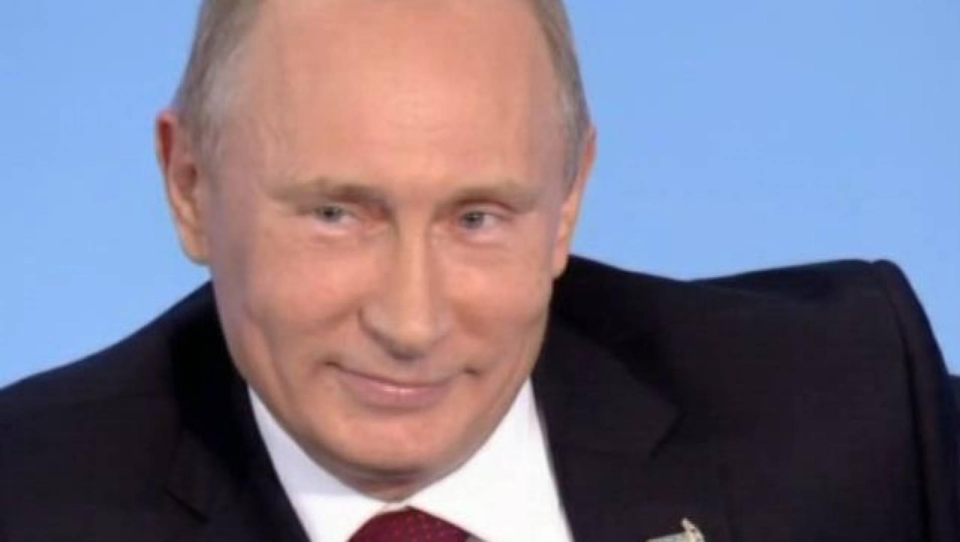 Прямая линия с Президентом Российской Федерации В. В. Путиным