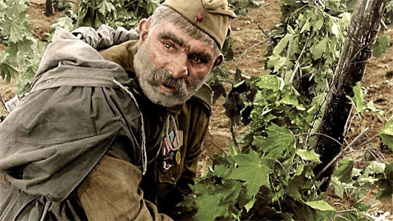 Отец солдата - Драма, Фильм
