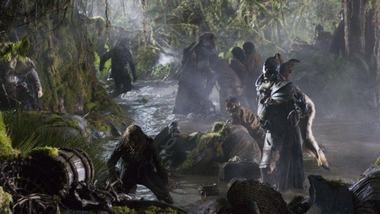 Следопыт - Приключения, Фильм