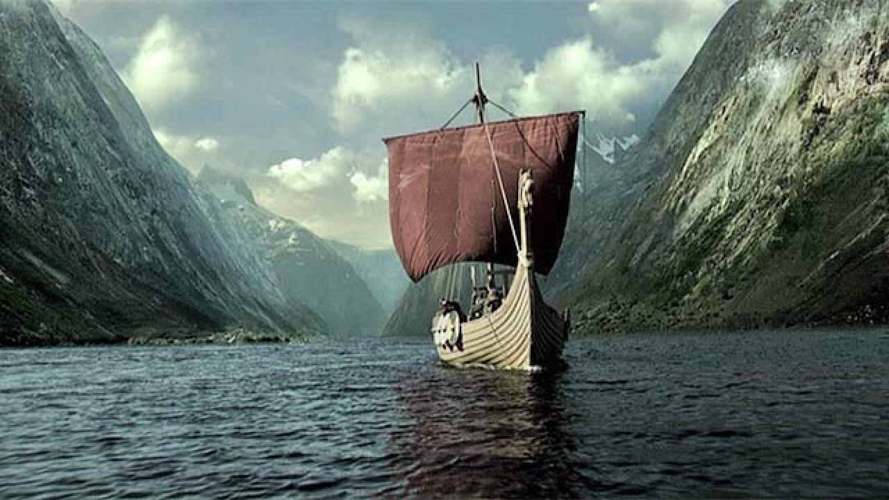Викинги - Приключения, Сериал