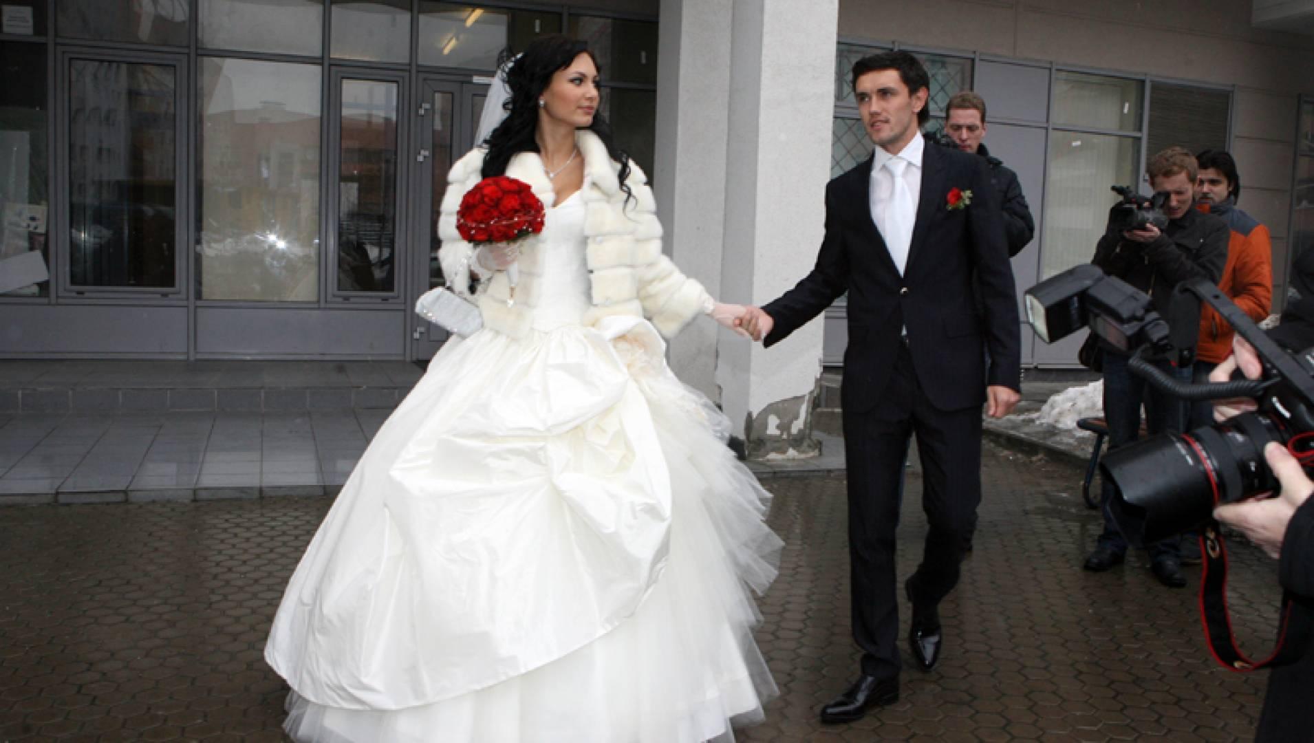 Свадебный переполох. Юрий и Инна Жирковы - Документальная, Программа