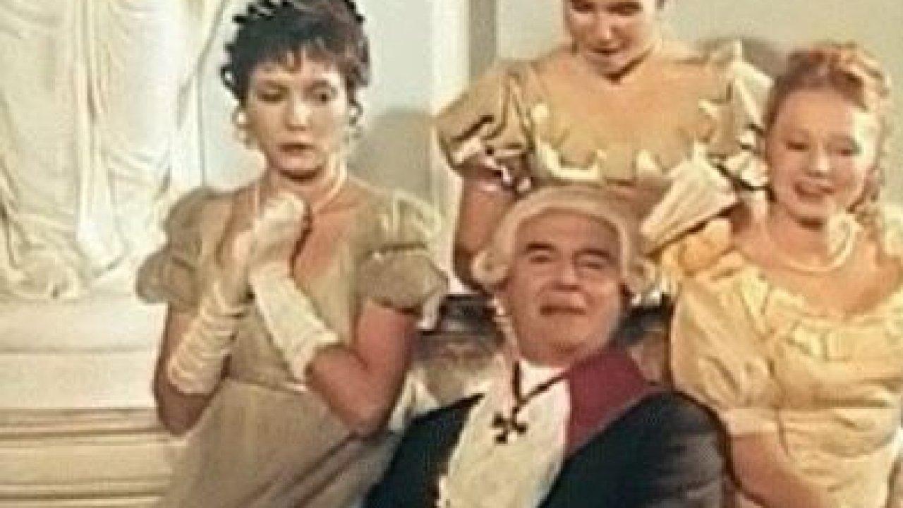 Шаги императора - Исторический, Фильм