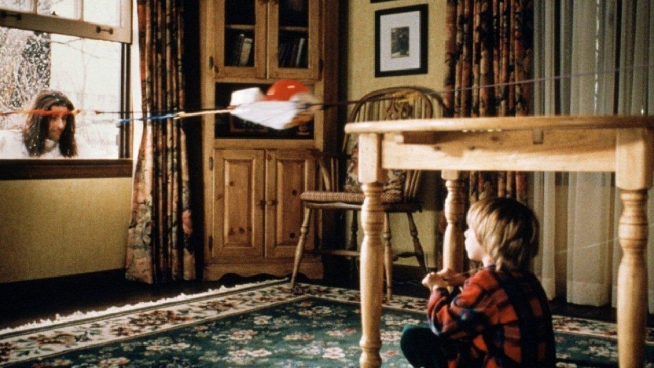 Один дома 3 - Комедия, Фильм
