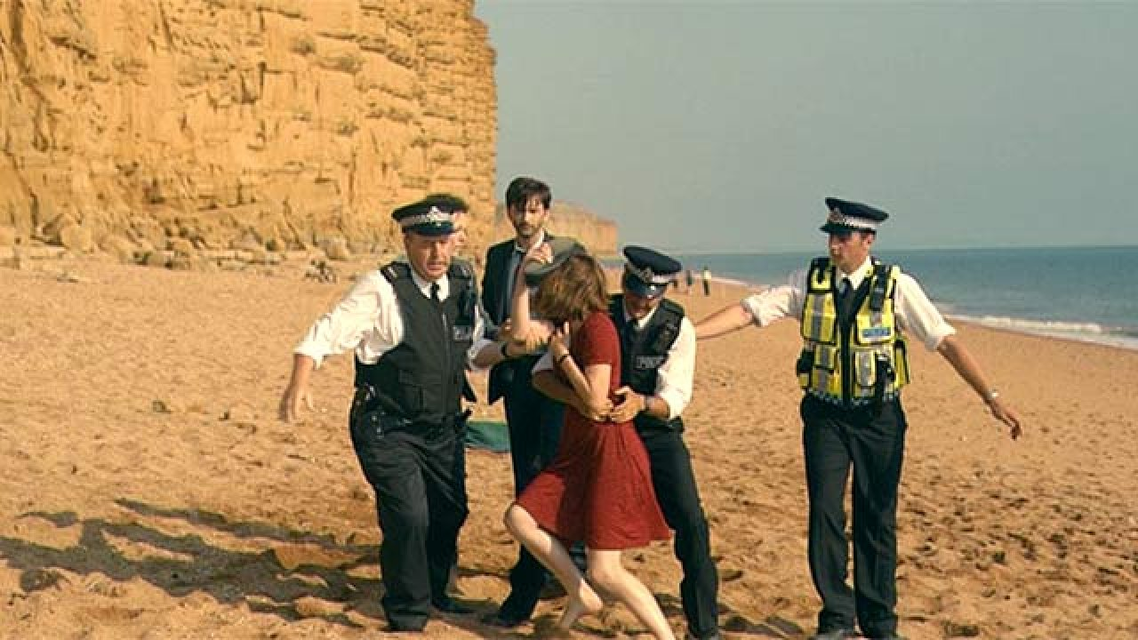 Убийство на пляже - Приключения, Детектив, Сериал