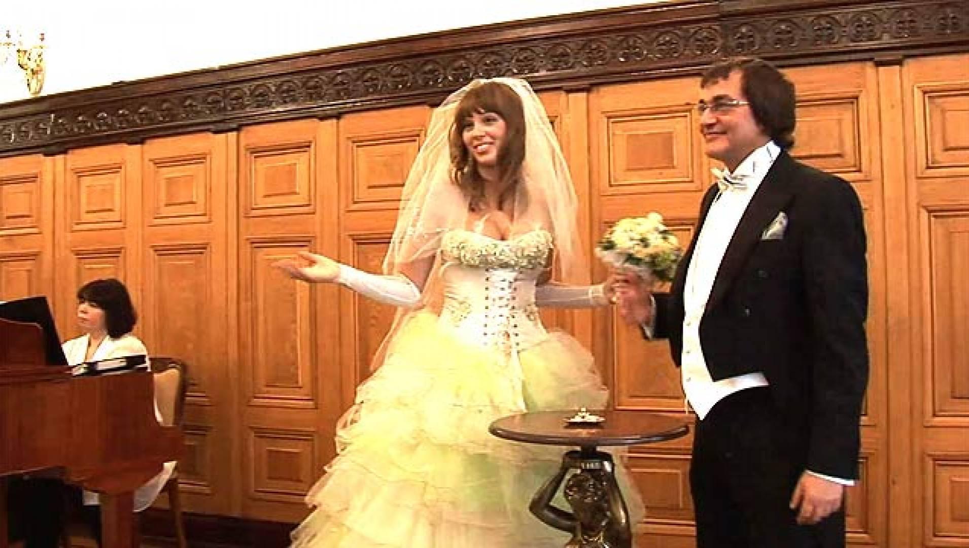 Свадебный переполох. Дмитрий и Полина Дибровы - Документальный фильм