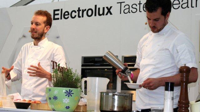 В фестивале Taste участвуют братья Санчес-Иглесиас — самые молодые мишленовские повара Британии