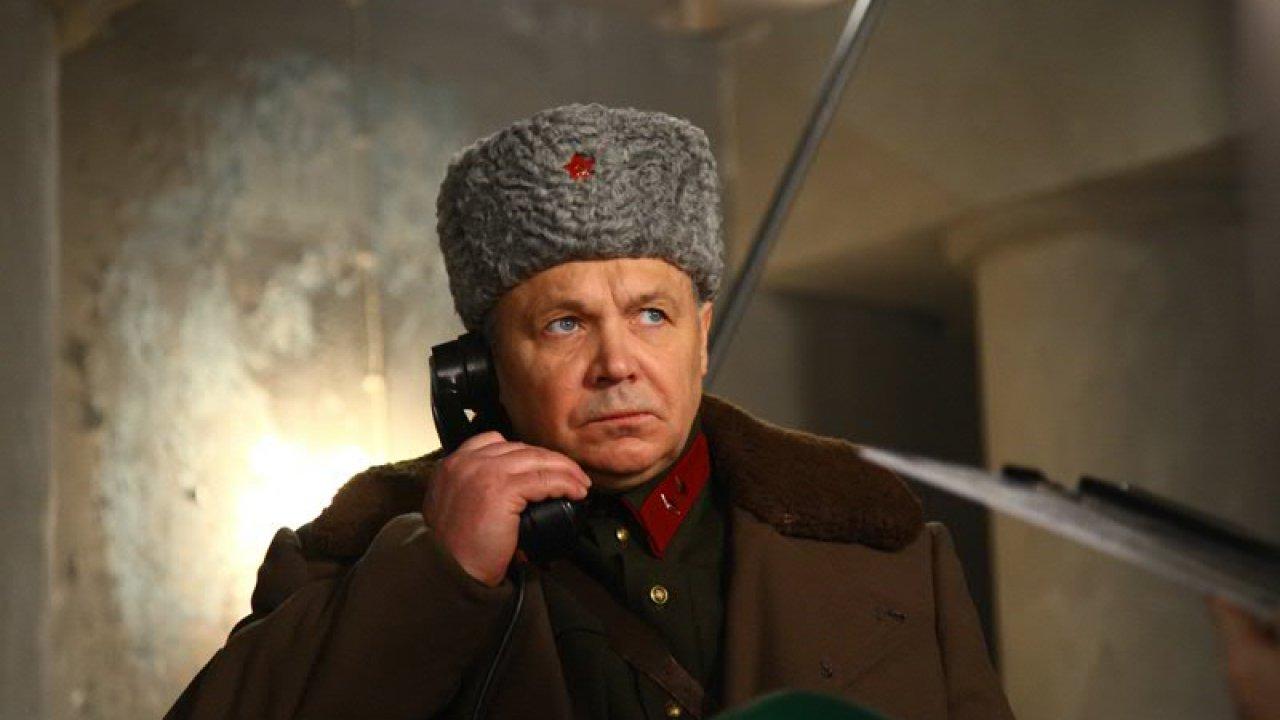 Убить Сталина - Военный, Сериал