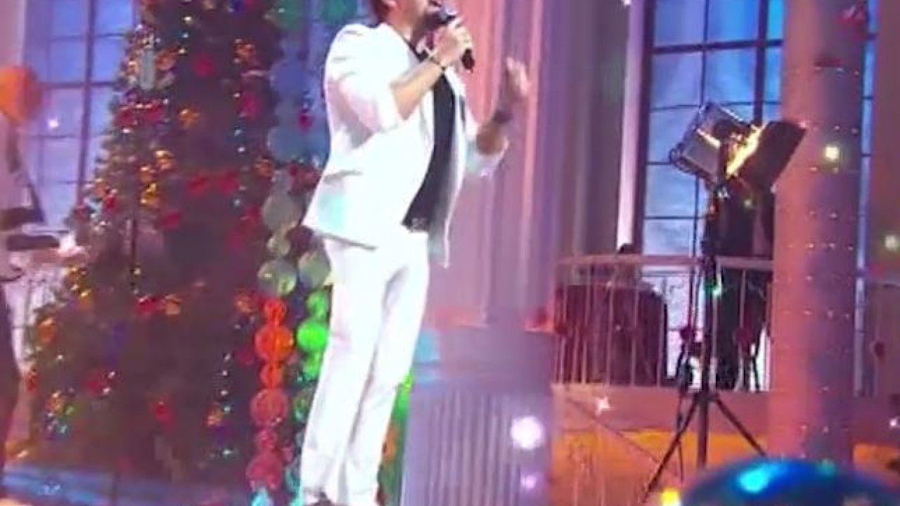 Новогодняя ночь на Первом (2014) - ТВ-шоу