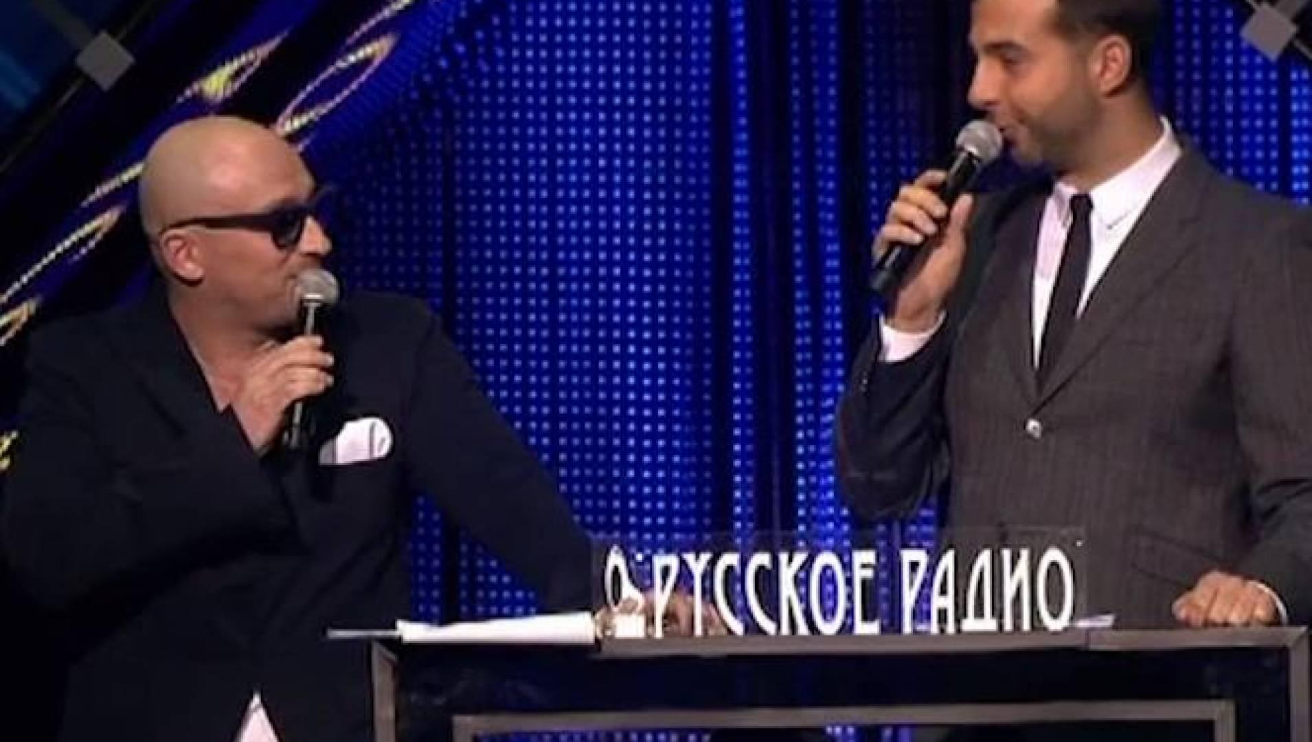 Церемония вручения народной премии «Золотой граммофон» (2013) - Развлекательная, Музыкальная, Программа
