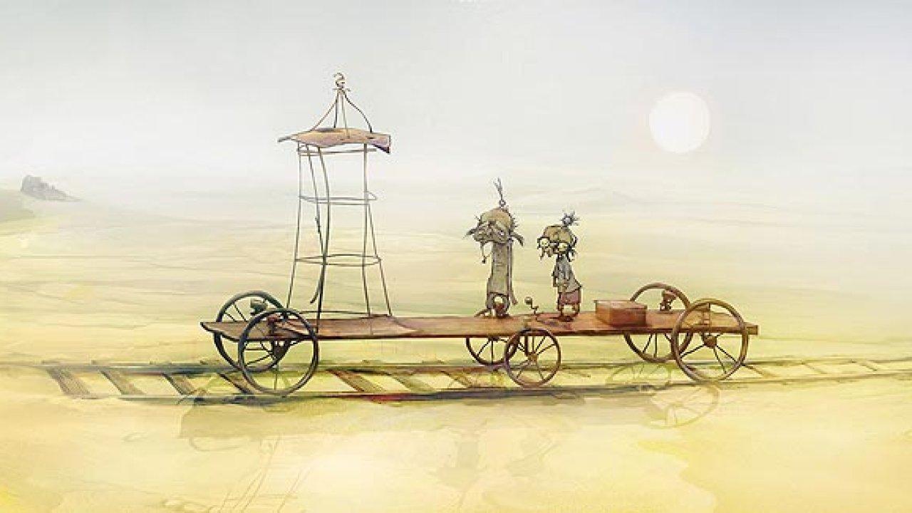 Ку! Кин-дза-дза - Приключения, Фантастика, Анимационный фильм