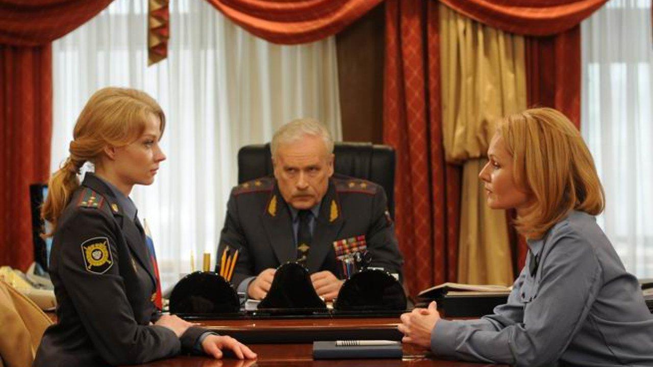 Метод Лавровой - Детектив, Сериал