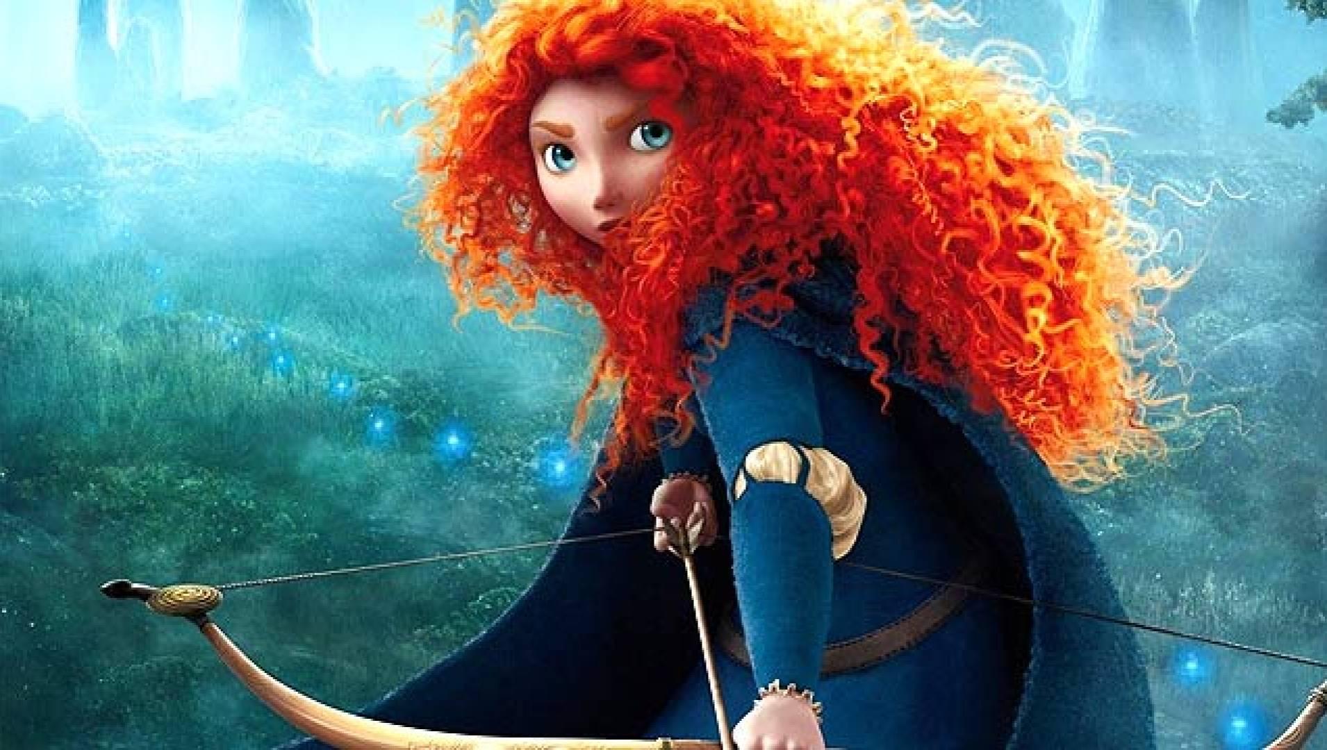 Храбрая сердцем - Приключения, Анимационный фильм