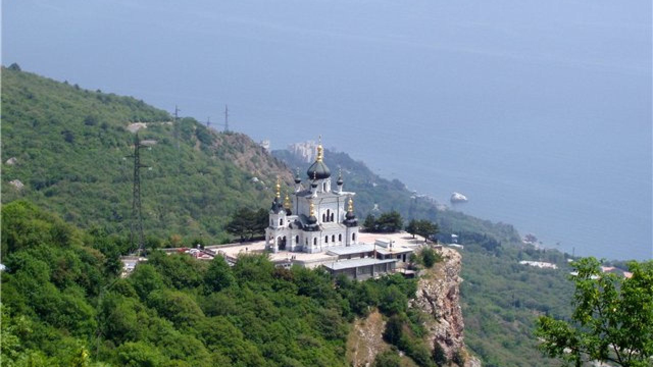 Остров Крым - Документальный фильм
