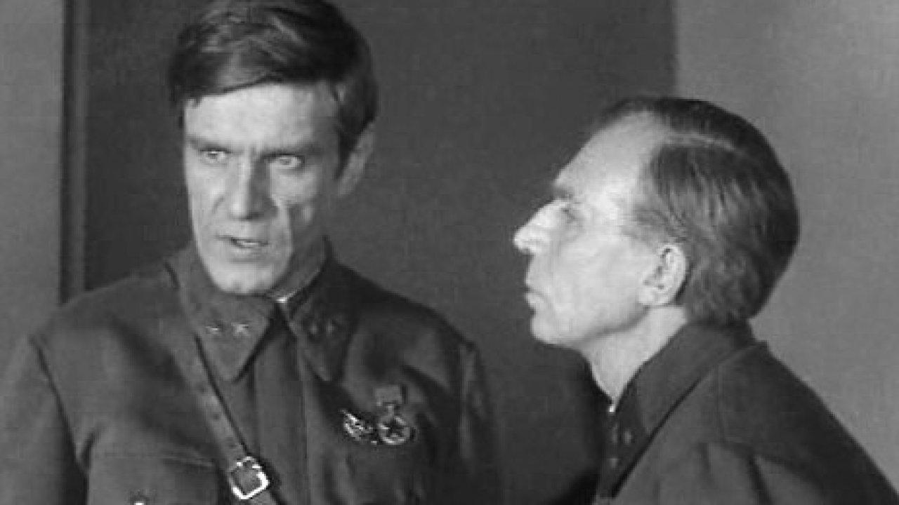 Товарищ генерал - Драма, Военный, Фильм