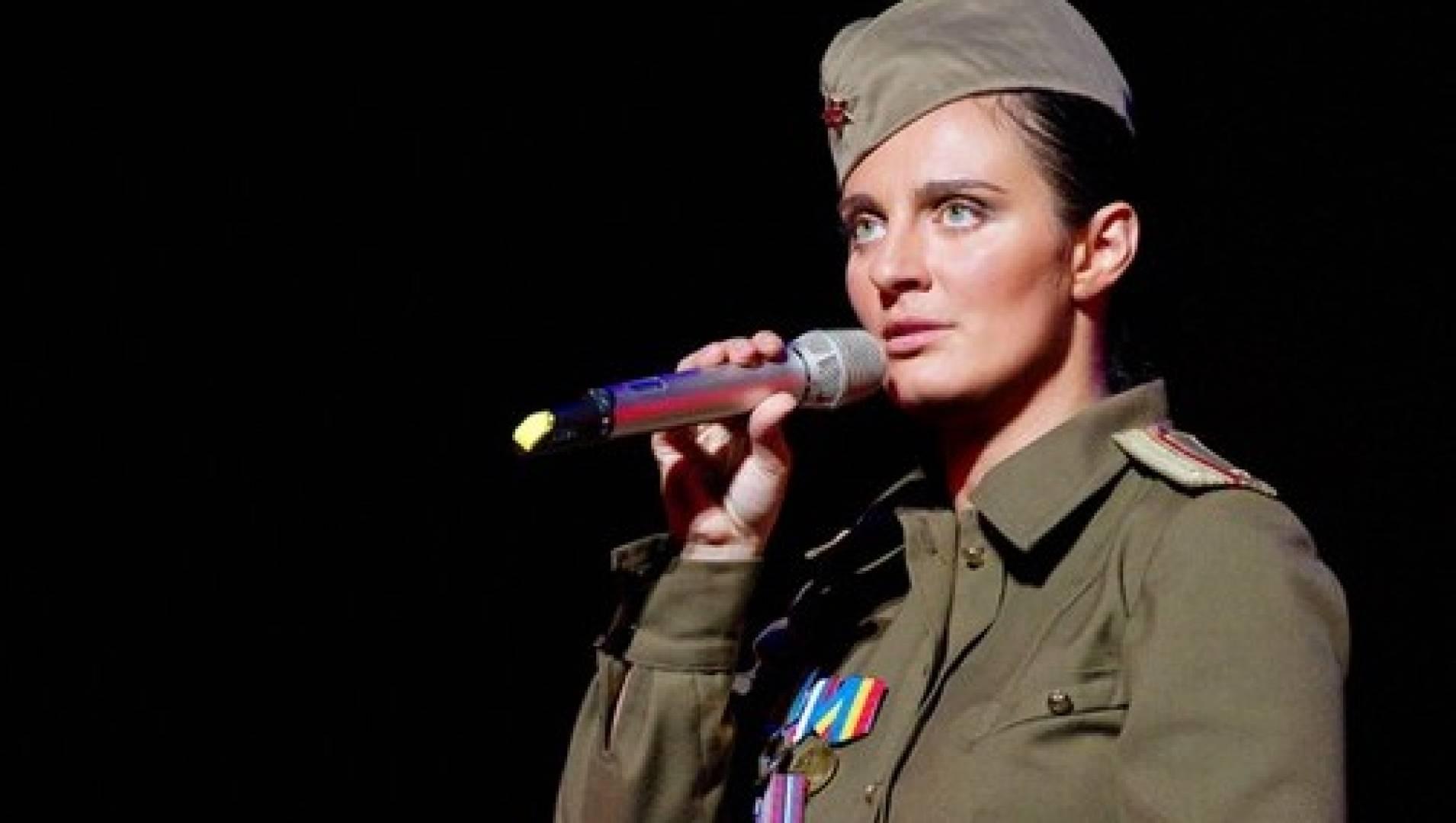 Военные песни. Концерт Елены Ваенги - Концерт