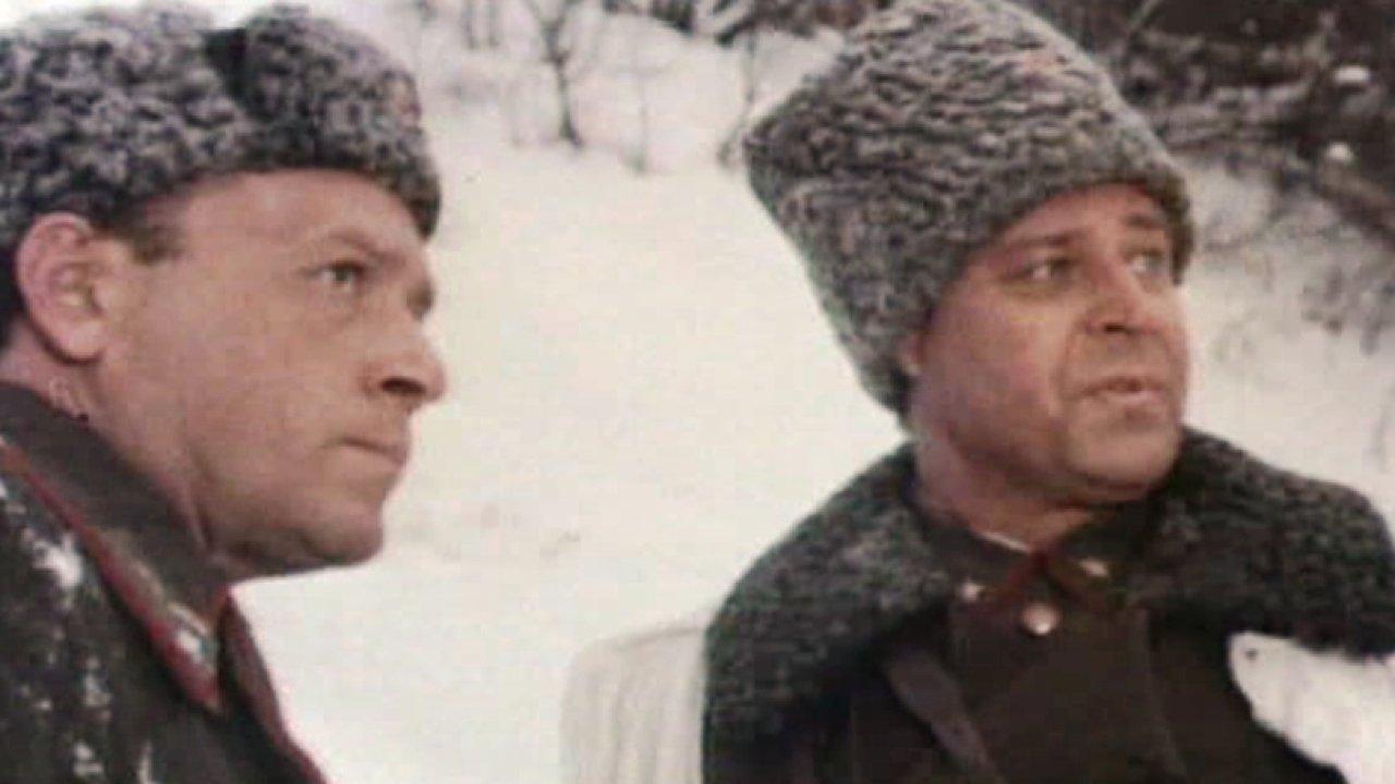 Сталинград - Военный, Драма, Фильм