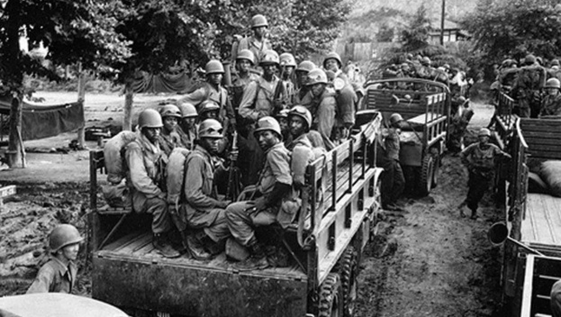 Война в Корее - Документальный фильм