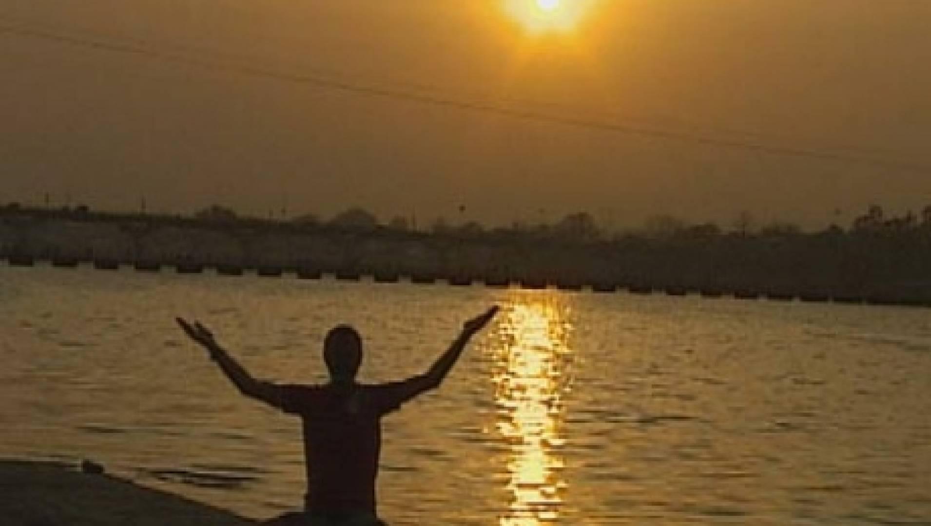 Индийские йоги среди нас - Документальный фильм