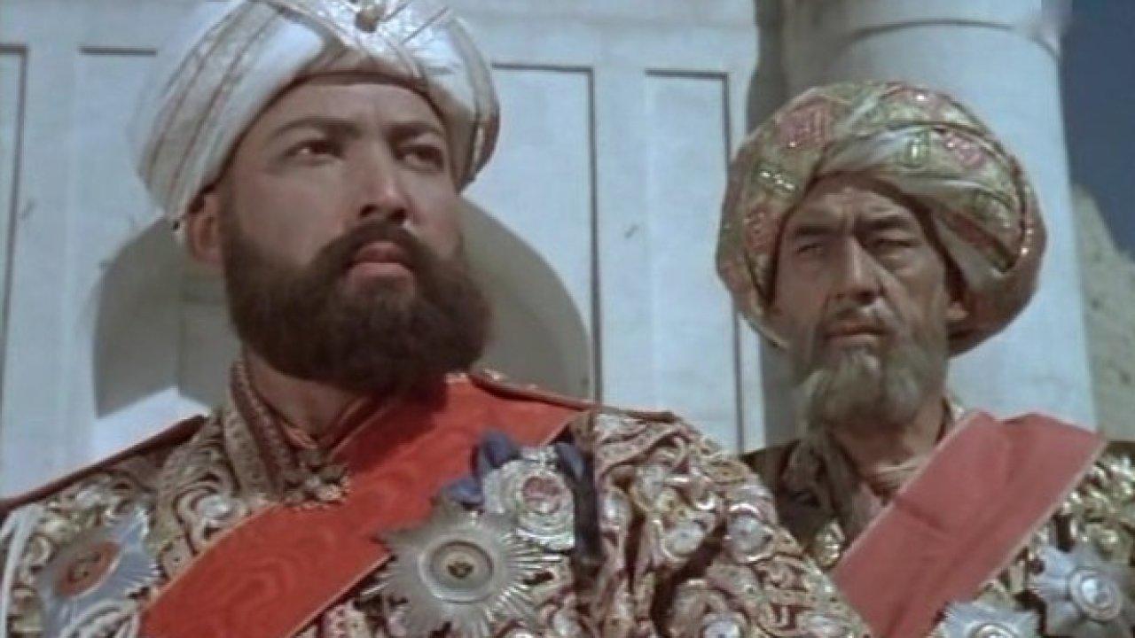 Крушение эмирата - Приключения, Фильм