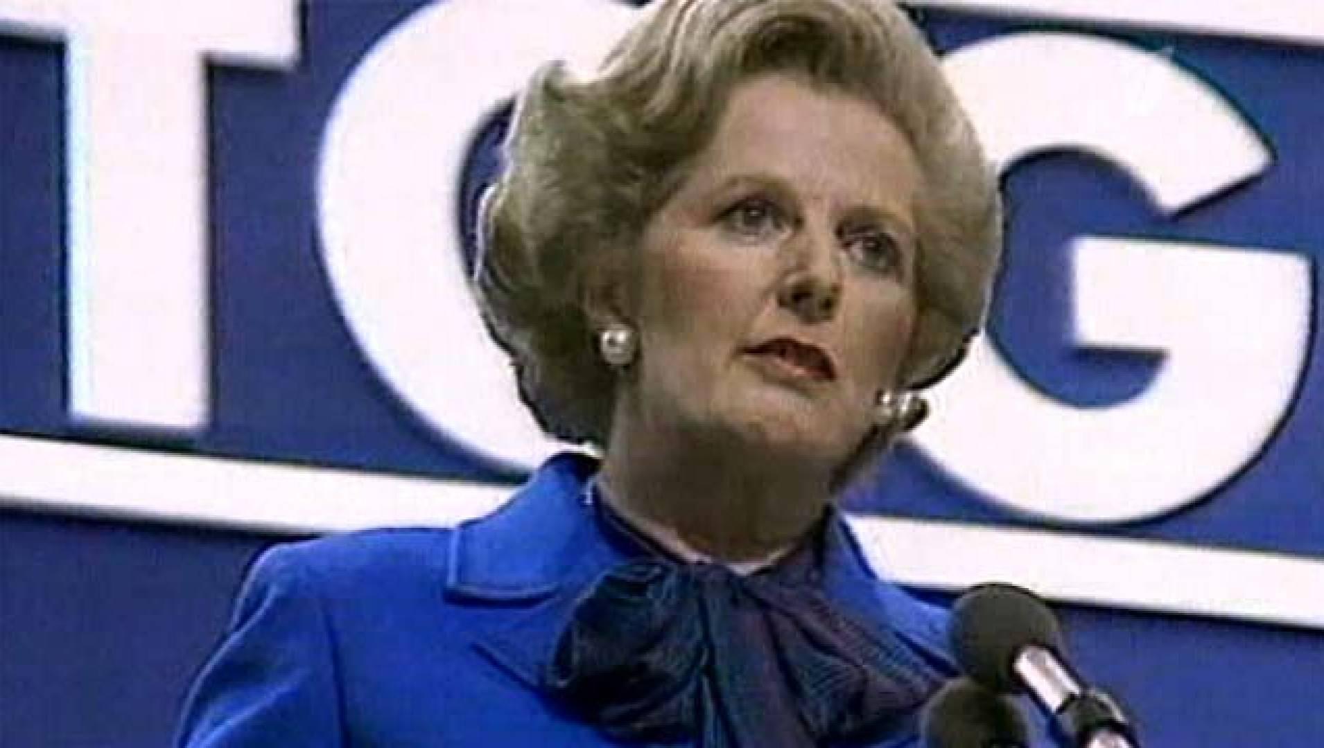 Маргарет Тэтчер: Железная леди - Документальный фильм