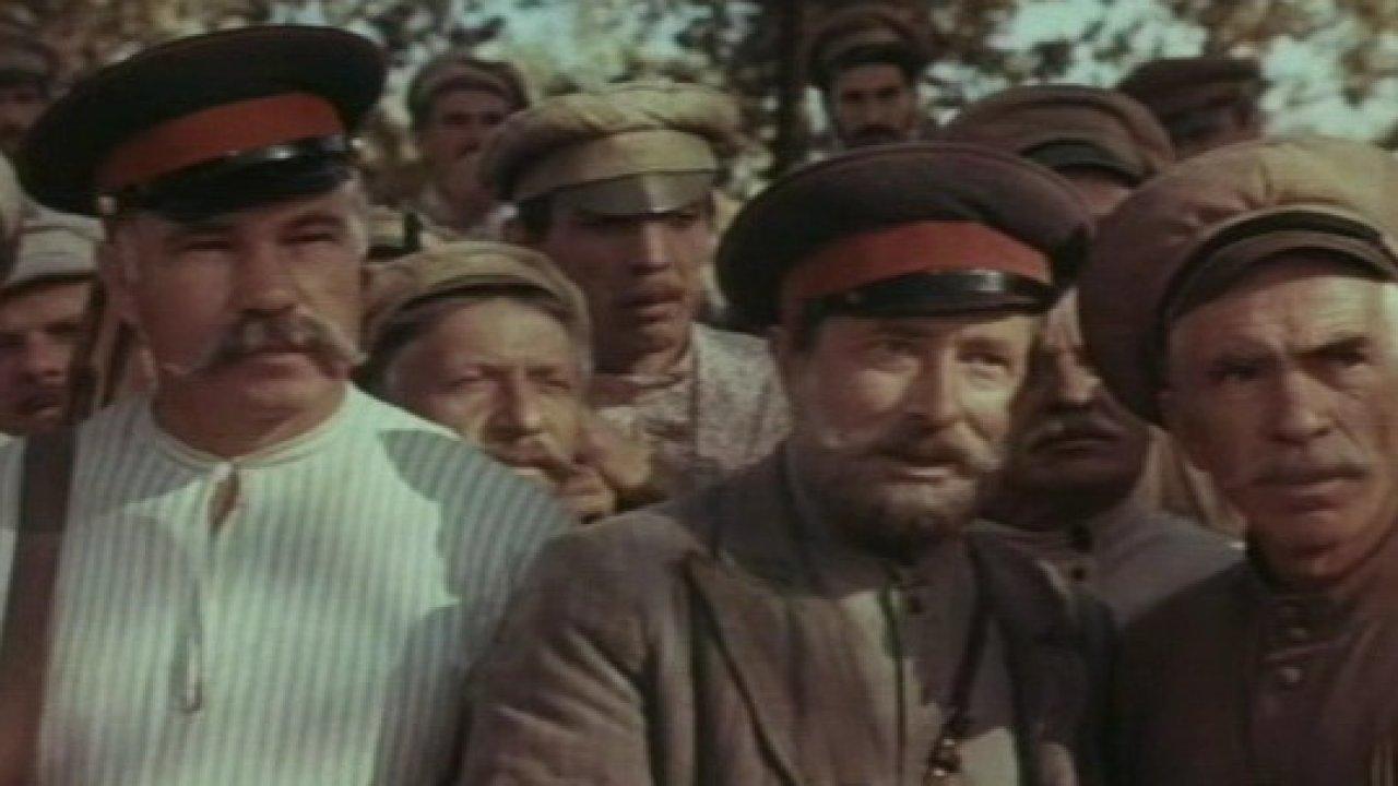 Оглашению не подлежит - Военный, Фильм