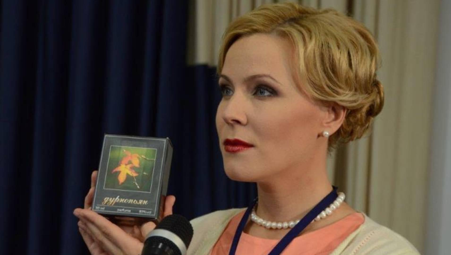 Парфюмерша - Мелодрама, Сериал