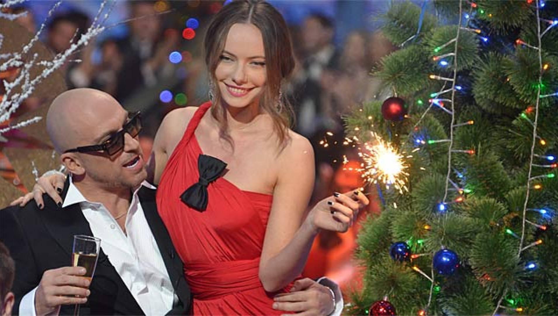 Новогодняя ночь на Первом (2015) - Музыкальная, Развлекательная, Программа