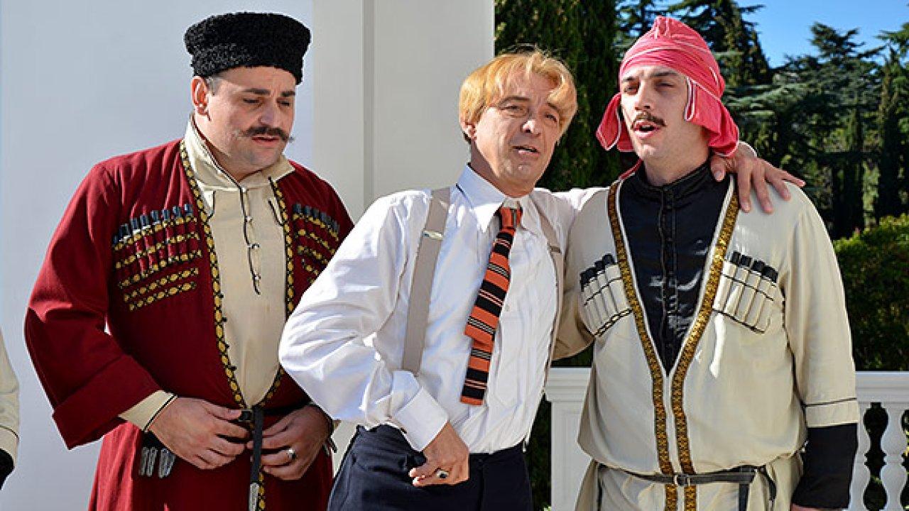 Орлова и Александров - Кинороман, Сериал