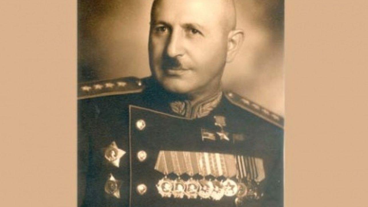 Маршал Баграмян. Любовь на линии огня