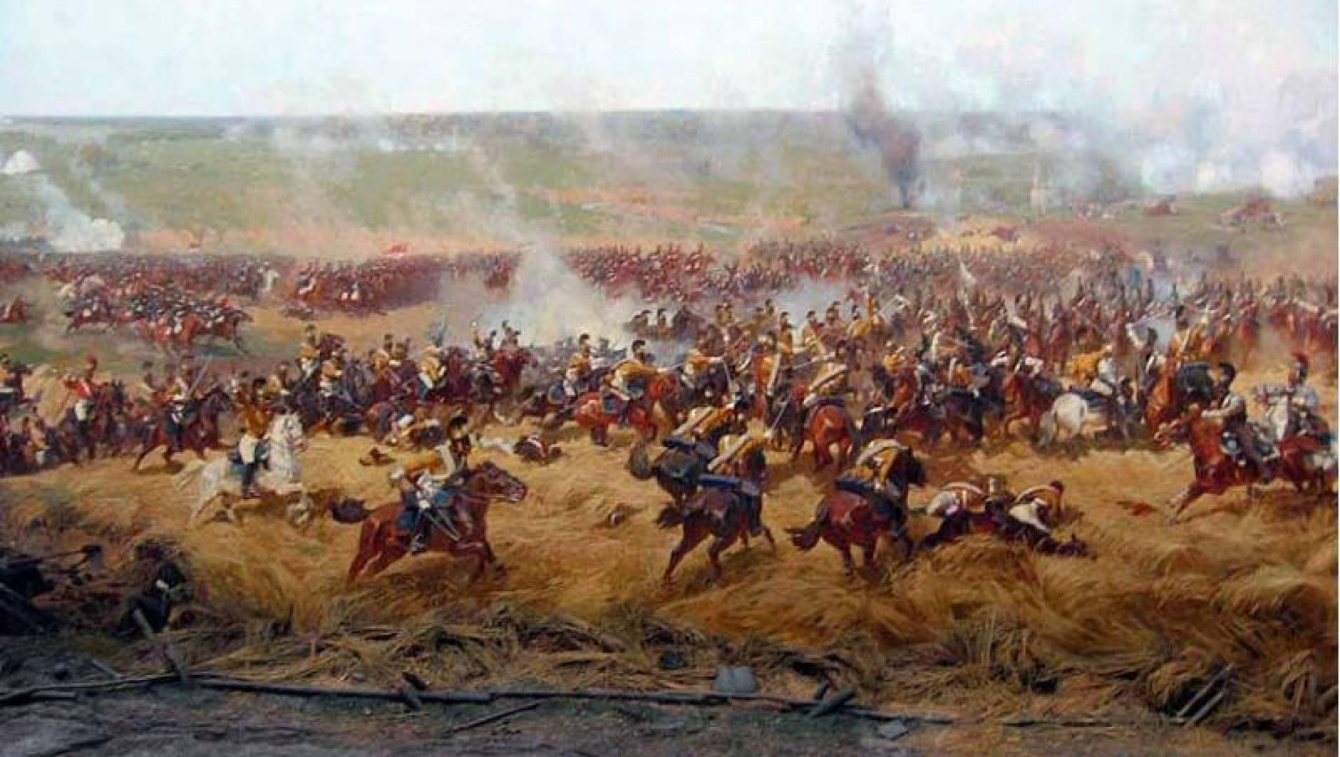 1812-1815. Заграничный поход - Документальный фильм