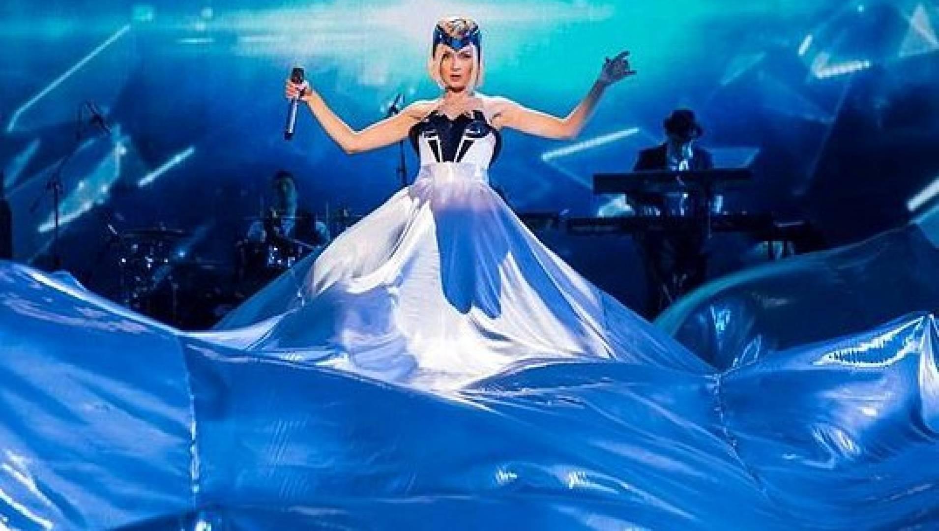 «Спектакль...». Сольный концерт Полины Гагариной - Концерт