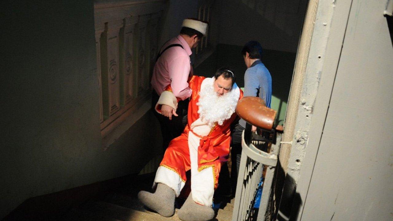 Дед Мороз всегда звонит трижды - Комедия, Фильм
