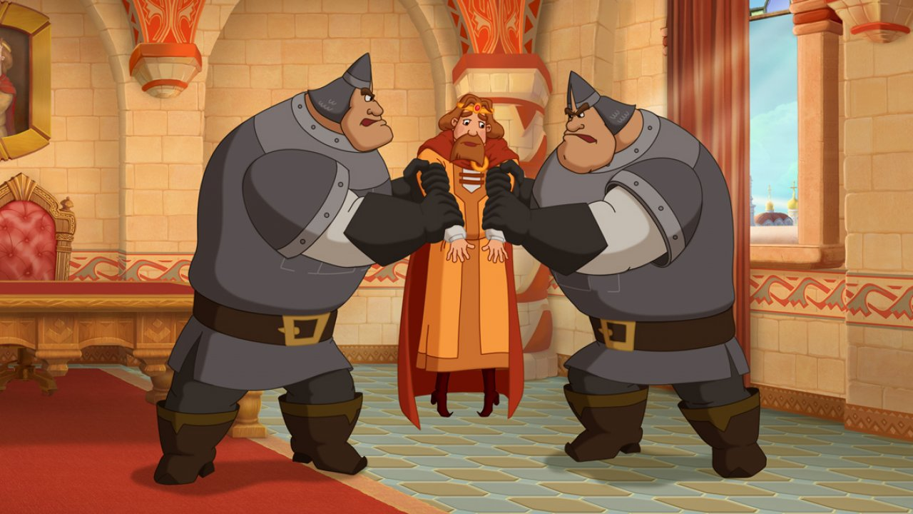 Три богатыря. Ход Конём - Анимационный фильм