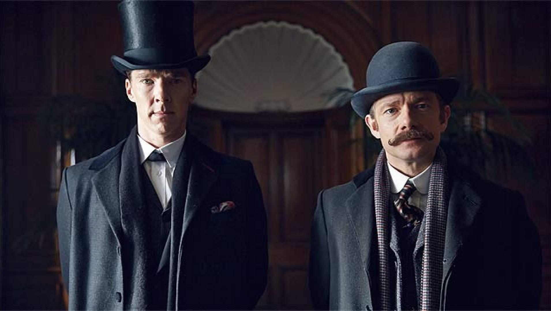 Шерлок Холмс: Безобразная невеста - Детектив, Фильм