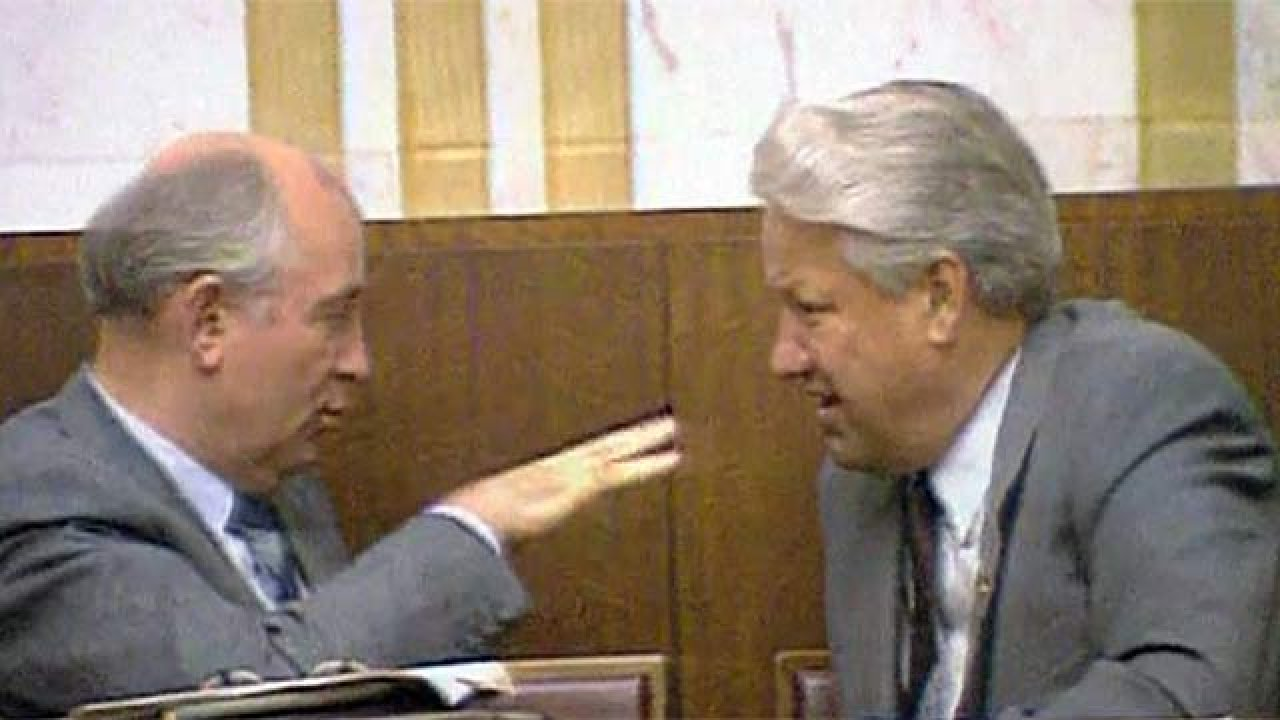 Борис Ельцин. Отступать нельзя - Документальный фильм