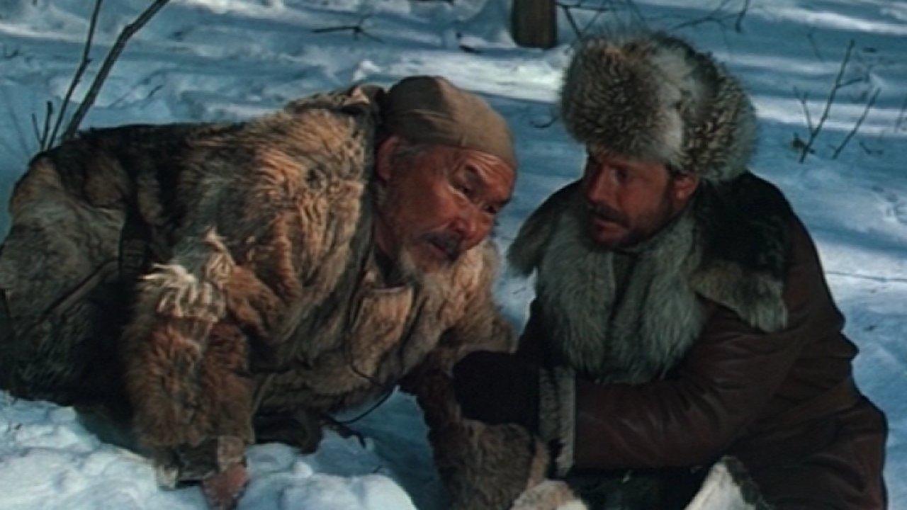 Дерсу Узала - Киноповесть, Фильм
