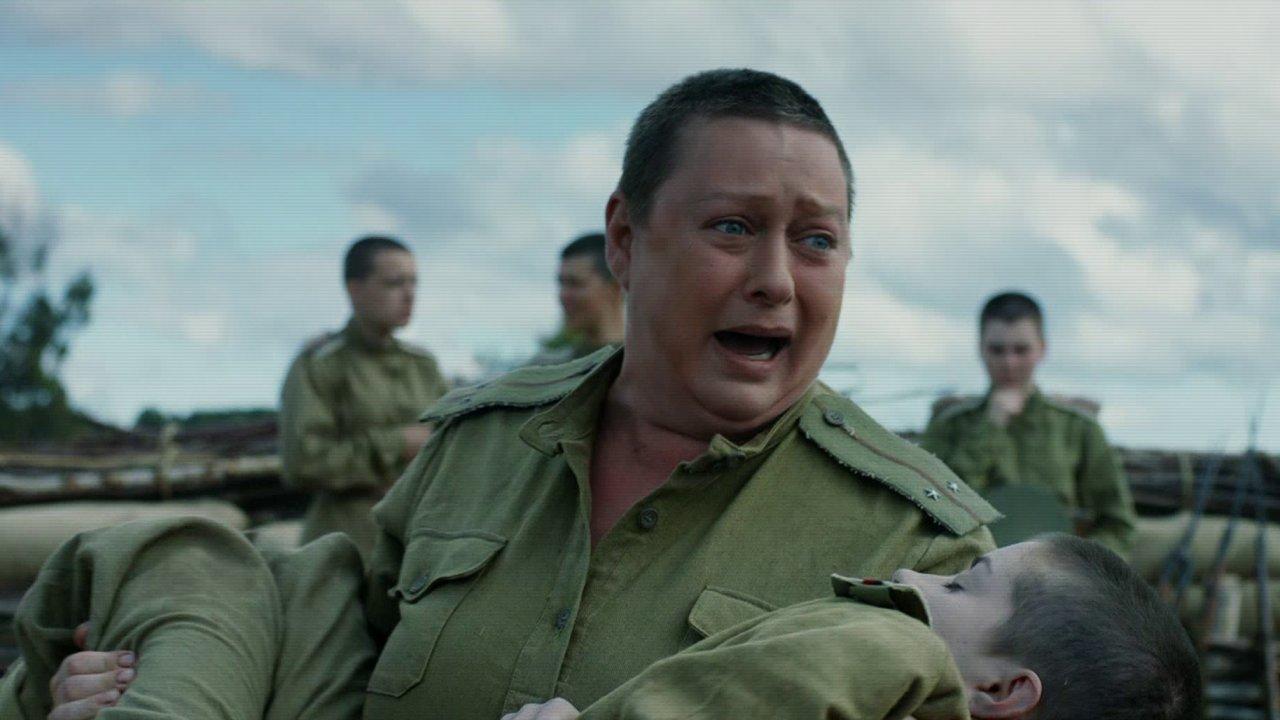 Батальон - Военный, Драма, Сериал