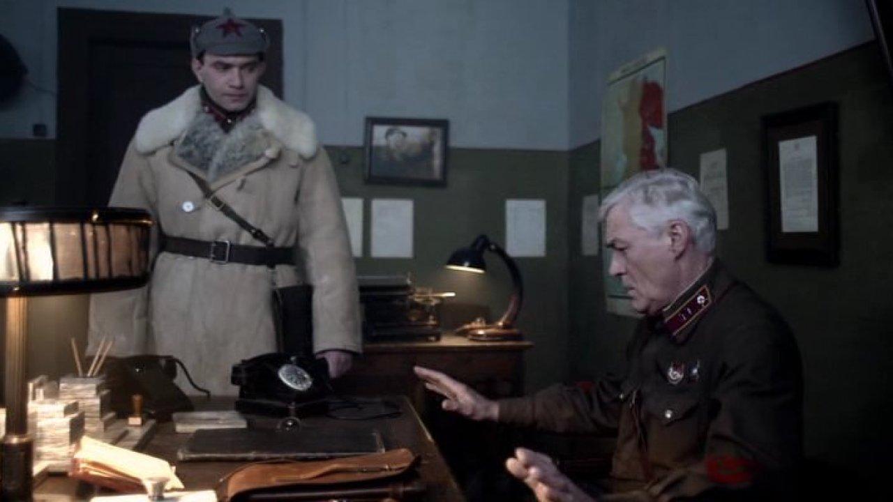 Военная разведка. Северный фронт - Драма, Военный, Фильм