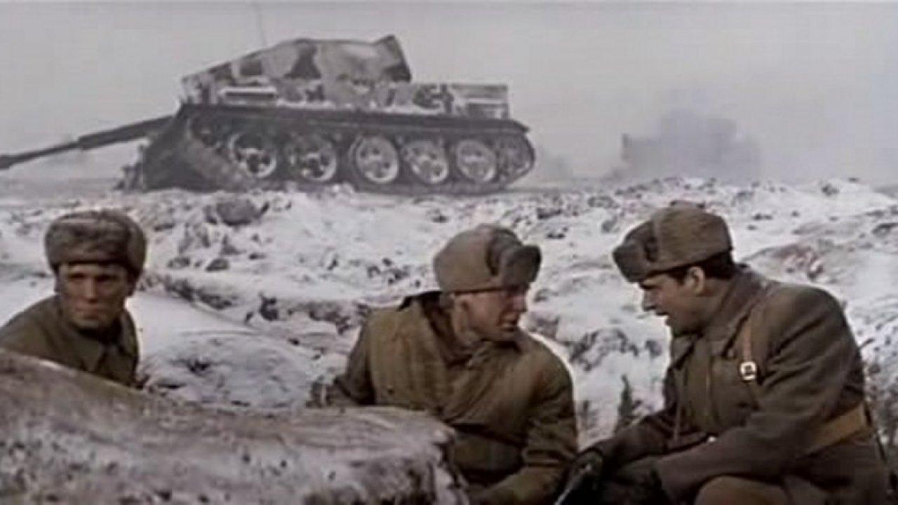 Горячий снег - Драма, Фильм