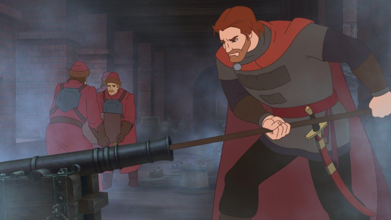 Крепость. Щитом и мечом - Анимационный фильм