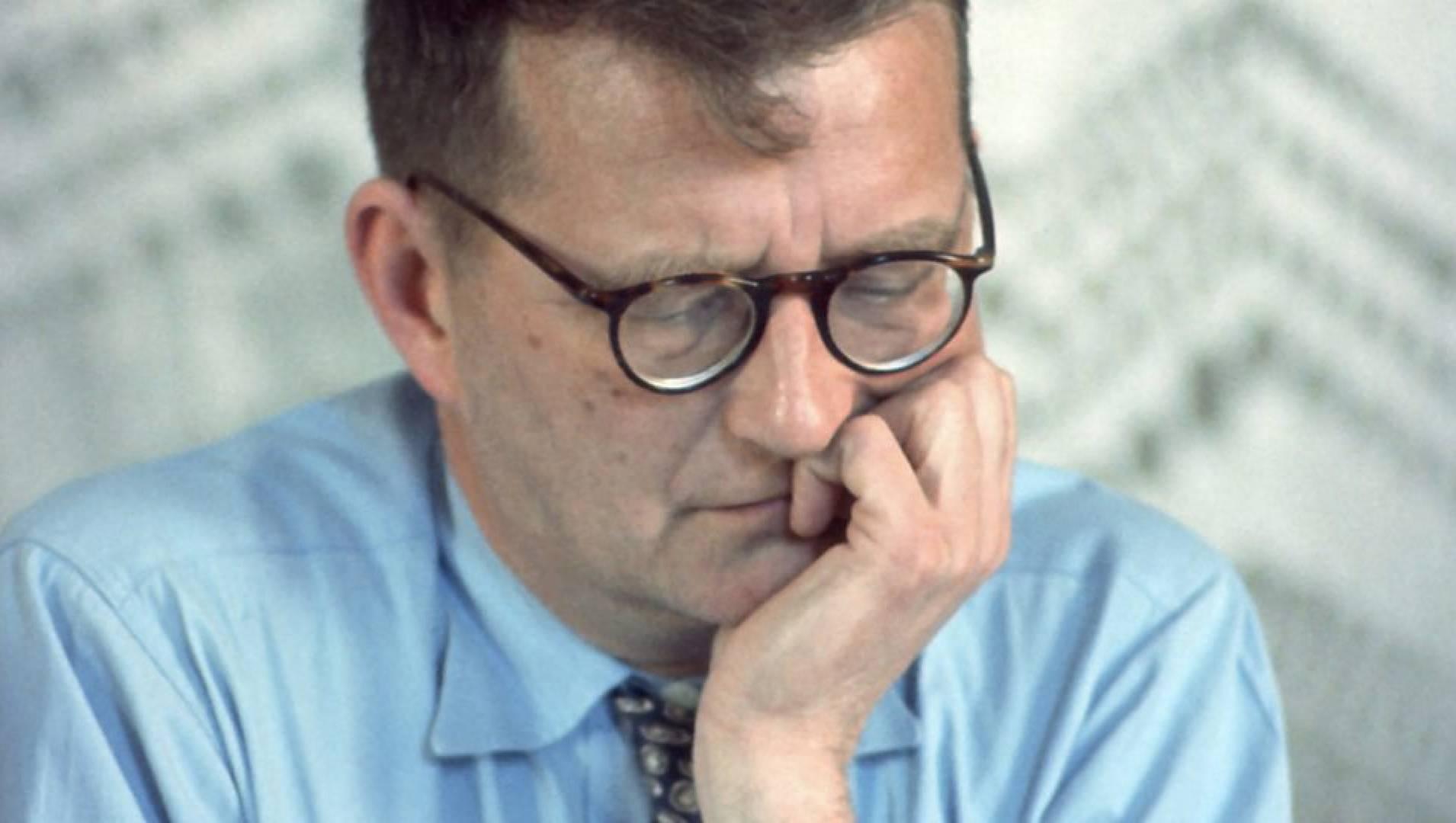 Дмитрий Шостакович: Я оставляю сердце вам в залог - Документальный фильм