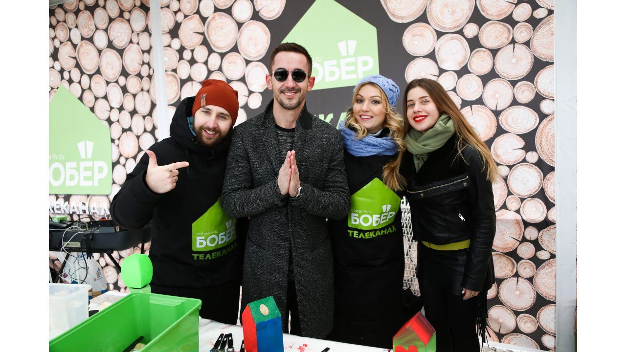 Сергей Приказчиков (Пицца), Лоя и ведущие телеканала Бобёр