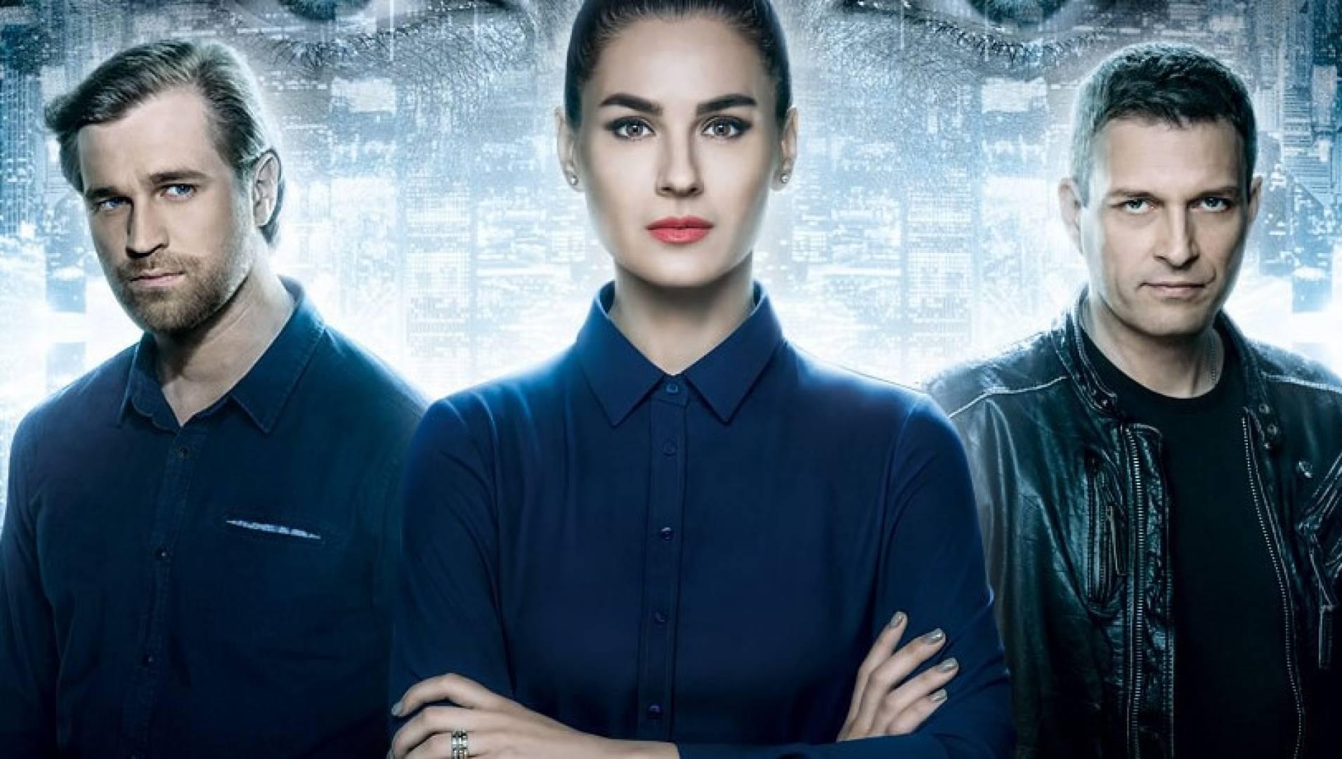 Тройная защита - Детектив, Сериал