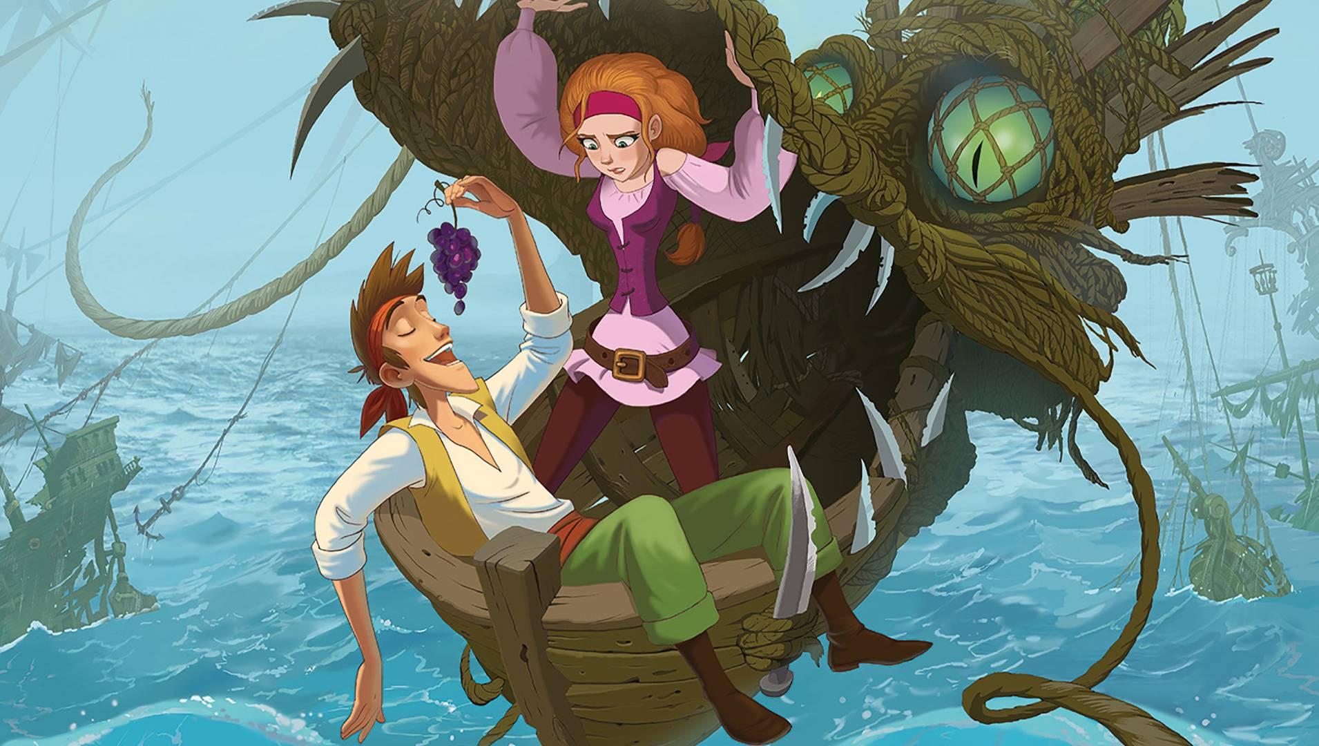 Синдбад: Пираты семи штормов - Анимационный фильм